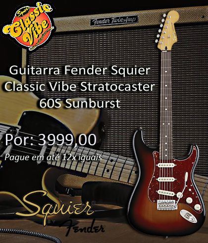 Banner Home Fender Squier
