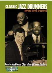 Imagem de DVD Classic Jazz Drummers