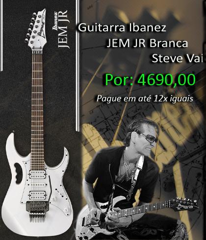 Banner Home Guitarra Ibanez JEM JR Steve Vai