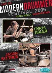 Imagem de DVD Chris Adler and Jason Bittner Live at the Modern Drummer Festival 2005