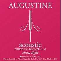 Imagem de Encordoamento Augustine Violao Aço 011