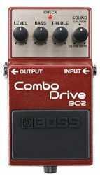 Imagem de Pedal Boss Combo Drive BC2