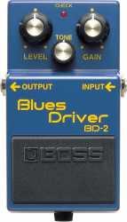 Imagem de Pedal Efeito Boss Blues Driver - BD2