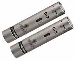 Imagem de Microfone Behringer Estúdio (Par) - C2