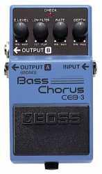 Imagem de Pedal Efeito Boss Bass Chorus CEB3