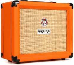 Imagem de Amplificador Orange Transistor 20W Reverb Tuner - CRUSH20RT