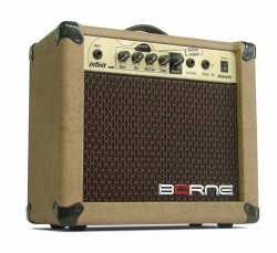Imagem de Amplificador Borne Violão Infinit - CV80CREME