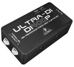 Imagem de Direct Box Behringer Passivo - DI400P