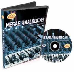 Imagem de DVD Edon Curso de Mesas Analógicas