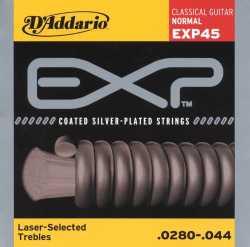 Imagem de Encordoamento D´addario EXP Violão Nylon - EXP45