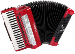 Imagem de Acordeon Sanfona Roland V-Accordion FR-8X