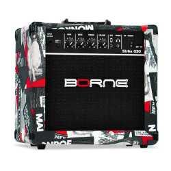 Imagem de Amplificador Borne Guitarra Strike 15Watts - G30JORNAL
