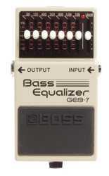 Imagem de Pedal Efeito Boss Bass Equalizer - GEB7