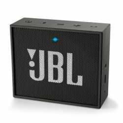 Imagem de Caixa Portatil JBL GO Preta - GOBLK