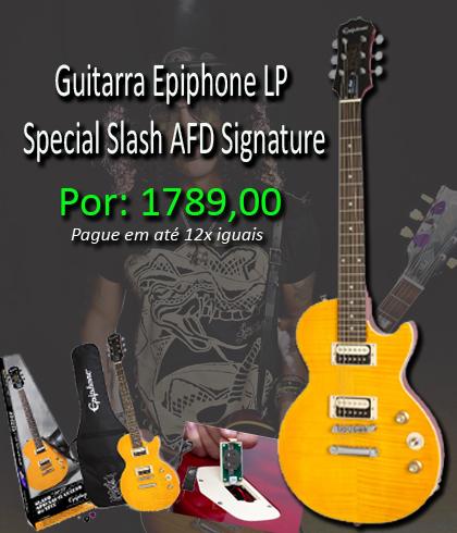 Banner Home Guitarra Slash