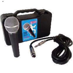 Imagem de Microfone CSR Mão S/Chave - HT58