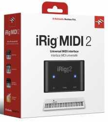 Imagem de Interface IRIG MIDI 2