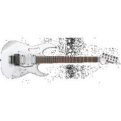 Imagem de Guitarra Ibanez JEM JR Branca Steve Vai - JEMJRWH