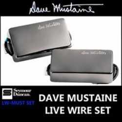 Imagem de Captador Seymour Duncan Guitarra Set Dave Mustaine