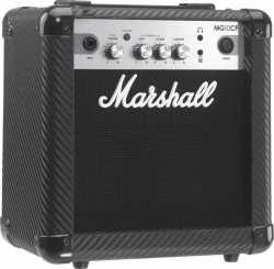 Imagem de Amplificador Marshall Guitarra Carbon Fiber 10W - MG10CF