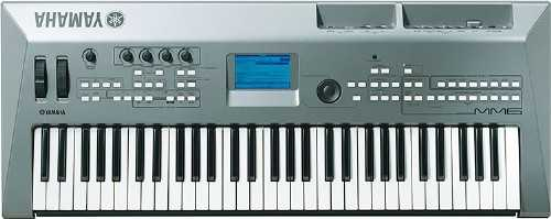timbres para teclado yamaha mm6