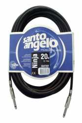 Imagem de Cabo Instrumento Santo Angelo Ninja 6,10m - NINJACAB20FT
