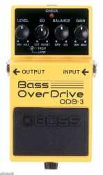 Imagem de Pedal Efeito Boss Bass Overdrive ODB3