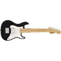 Imagem de Guitarra PHX Infantil Strato JR Preta - ISTHBK