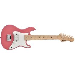 Imagem de Guitarra PHX Infantil Strato JR Rosa - ISTHPK