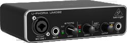 Imagem de Interface USB Behringer  02 Canais - UMC22
