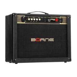 Imagem de Amplificador Borne Guitarra Vorax 2080 Preta 60 Watts - VORAX2080