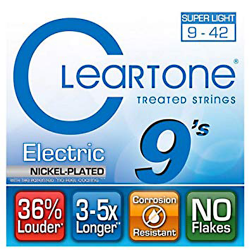 Imagem de Encordoamento Cleartone Guitarra 09 Super Light 9-42 - WMS00481