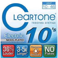 Imagem de Encordoamento Cleartone Guitarra 010 Light 10-46 - WMS00482