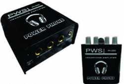 Imagem de Amplificador Fone PWS 02 Canais - PH2000