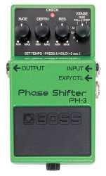 Imagem de Pedal Efeito Boss Phase Shifter PH-3