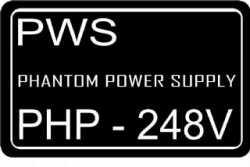Imagem de Phantom Power PWS 02 Canais - PHP248V