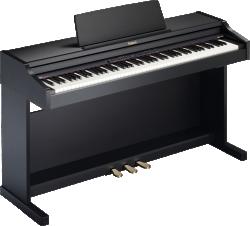 Imagem de Piano Digital Roland RP301R usado