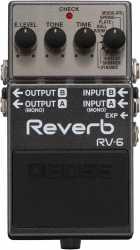 Imagem de Pedal Boss Digital Reverb RV6