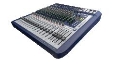 Imagem de Mesa Soundcraft 16 Canais - SIGNATURE16