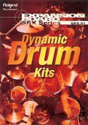 Imagem de Placa de Expansão Roland SRX-01 Dynamic Drums