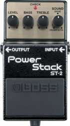 Imagem de Pedal Boss Power Stack Guitarra - ST2