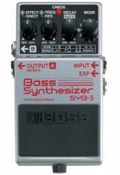 Imagem de Pedal Efeito Boss Bass Synthetizer SYB5