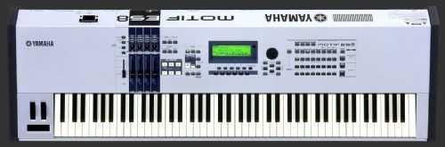 motif es8 - TEC-555 | Timbres Instrumentos Musicais