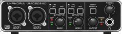 Imagem de Interface USB Behringer 02 Canais - UMC202HD