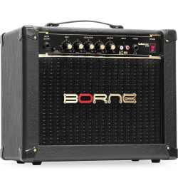 Imagem de Amplificador Borne Guitarra Vorax 25W Preto - VORAX630